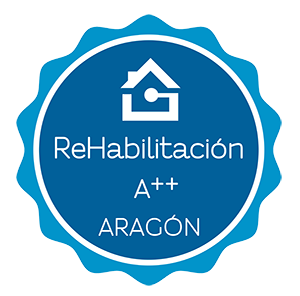 Sello Rehabilitación Aragón