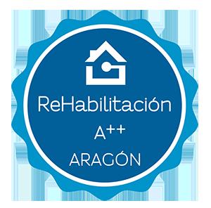 Sello Rehabilitación Aragón